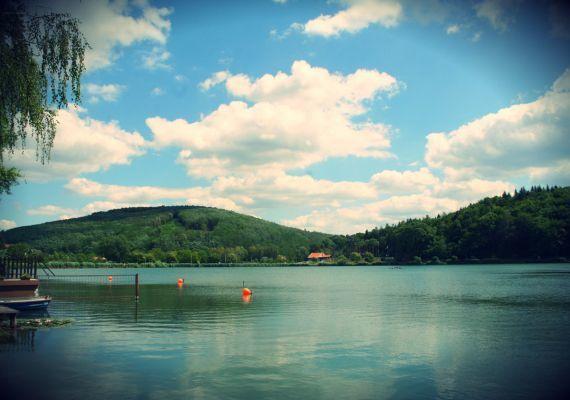 Bánki-tó, Bánk