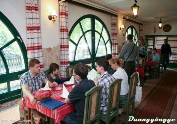 Dunagyöngye Halászcsárda, Dunaújváros