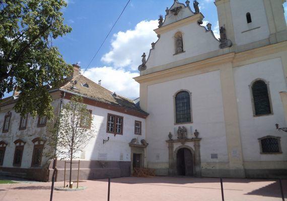 Ferences rendház és templom, Gyöngyös