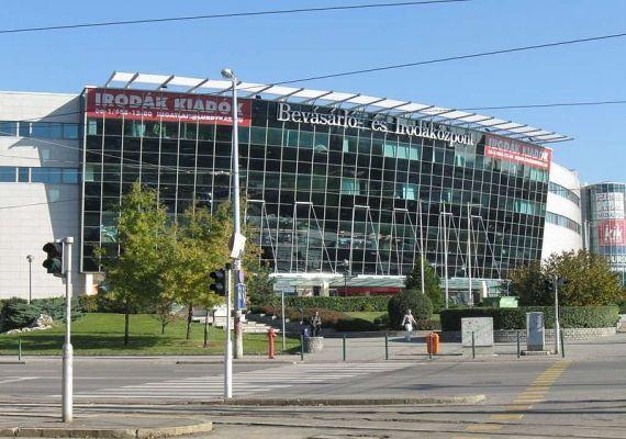 Lurdy Konferencia és Rendezvényközpont, Budapest