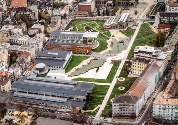 Millenáris, Budapest
