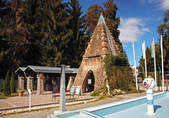 Miskolctapolca Barlangfürdő****, Miskolc-Tapolca