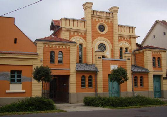 Ortodox zsinagóga, Makó