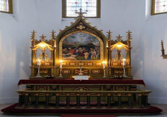 Evangélikus templom, Makó