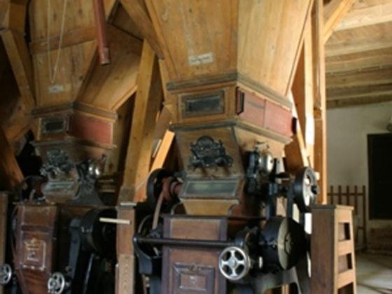 Orfűi Malommúzeum, Orfű