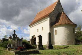 Román kori temetőkápolna (Deák-sírbolt)_Zala megye Látnivalók ,...