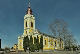 Sarlós Boldogasszony templom_Zala megye Látnivalók , Sarlós...