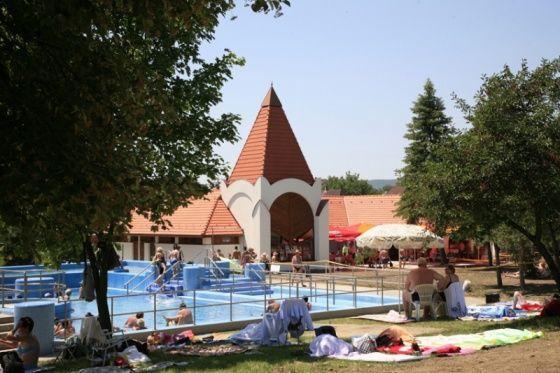 Végardó Fürdő, Sárospatak