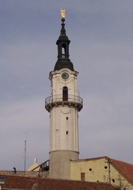 Tűztorony, Veszprém