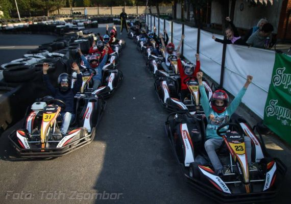 Racing Arena Sopron, Sopron